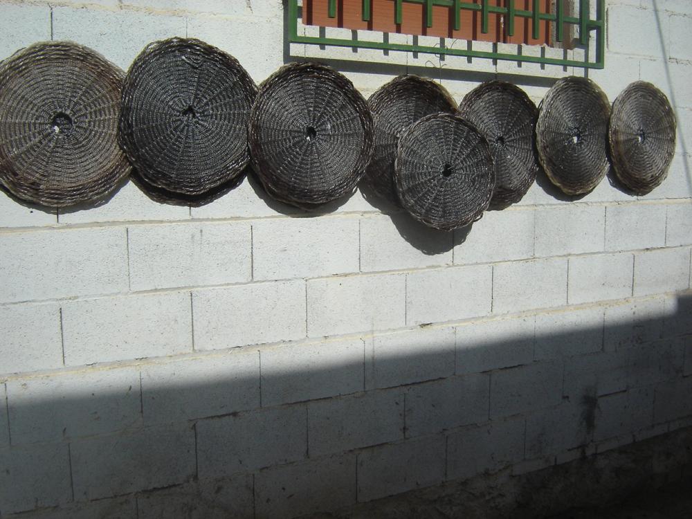 LAVADO Y SECADO DE CAPACHETAS